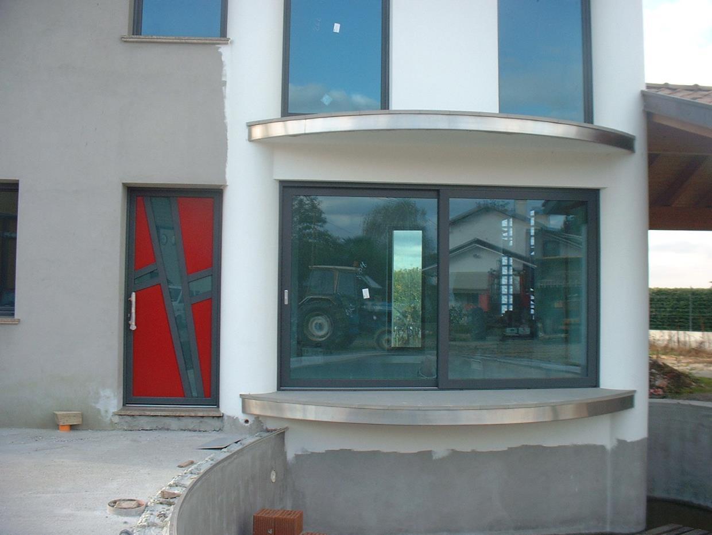 Co s metal s n c muzzana del turgnano udine - Parapetto finestra ...